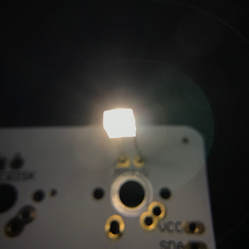 LEDs (1.8mm and 2x3x4mm)