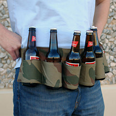 Bottle Holding Belt