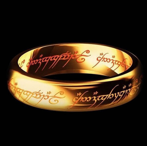 Lord One Hobbit Rings