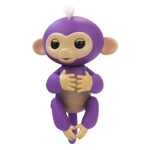 Happy Monkey Finger Pet