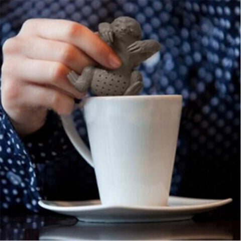 Lazy Sloth Tea Infuser