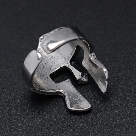 Spartan Helmet Mask Rings