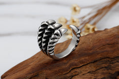 Dragon Claw Rings