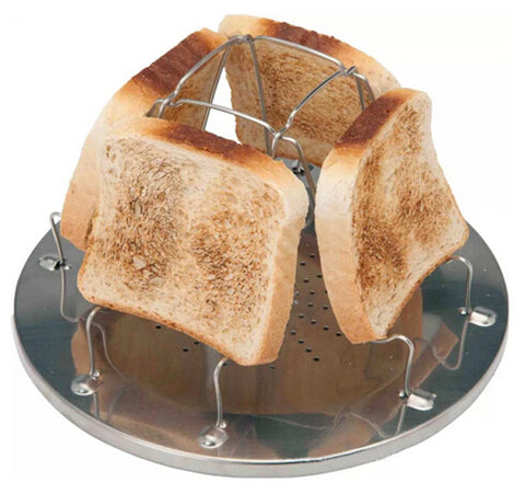 4-Slice Foldable Camp Toaster