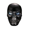 Image of Mens Black Skull Rings