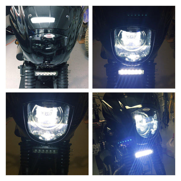Tech tips: Harley Dyna LED Light Bar Installation