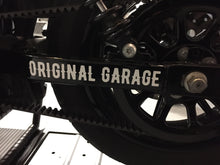 OG Moto Live by the gun swingarm sticker - Original Garage Moto