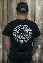 Live By The Gun Tee