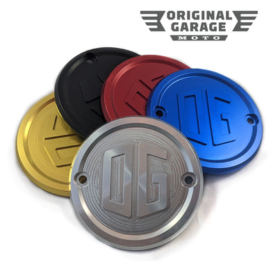 OG Evo's and Sportster Points Cover - Original Garage Moto