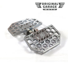 OG HoneyComp Mini Floorboards for Harley-Davidson - Aluminium - Original Garage Moto