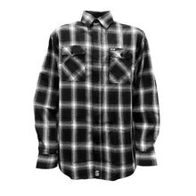 OG Longsleeve Flannel Shirt - Original Garage Moto