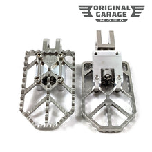 OG Moto X Foot Pegs for Harley-Davidson - Aluminum - Original Garage Moto