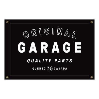 OG Quality Parts Banner - Original Garage Moto
