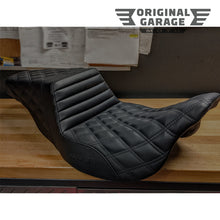 Saddlemen Custom Step Up Seat - Original Garage MotoOG X Saddlemen Custom Step Up Seat for HDs Touring models - Original Garage Moto