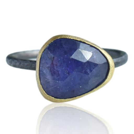 Twilight Tanzanite Ring