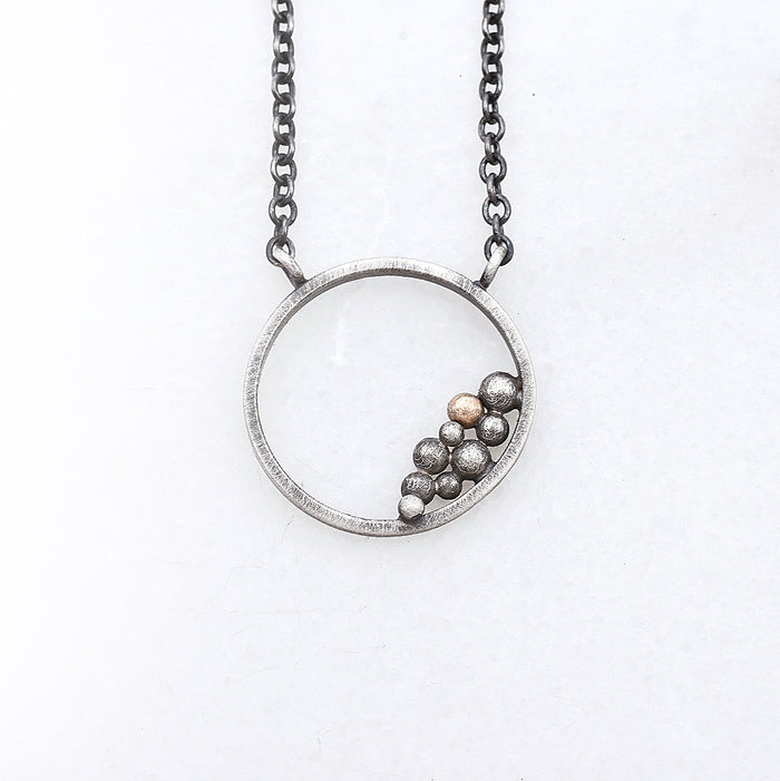 Salt Bubbles Necklace