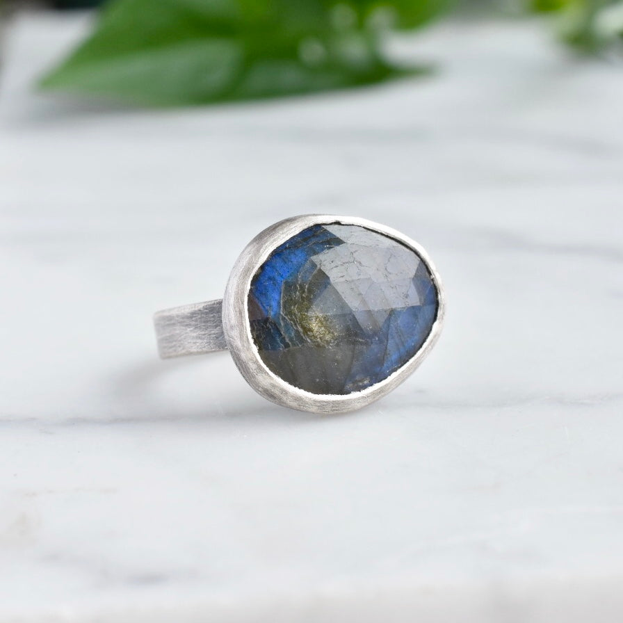 Labradorite Ring #1