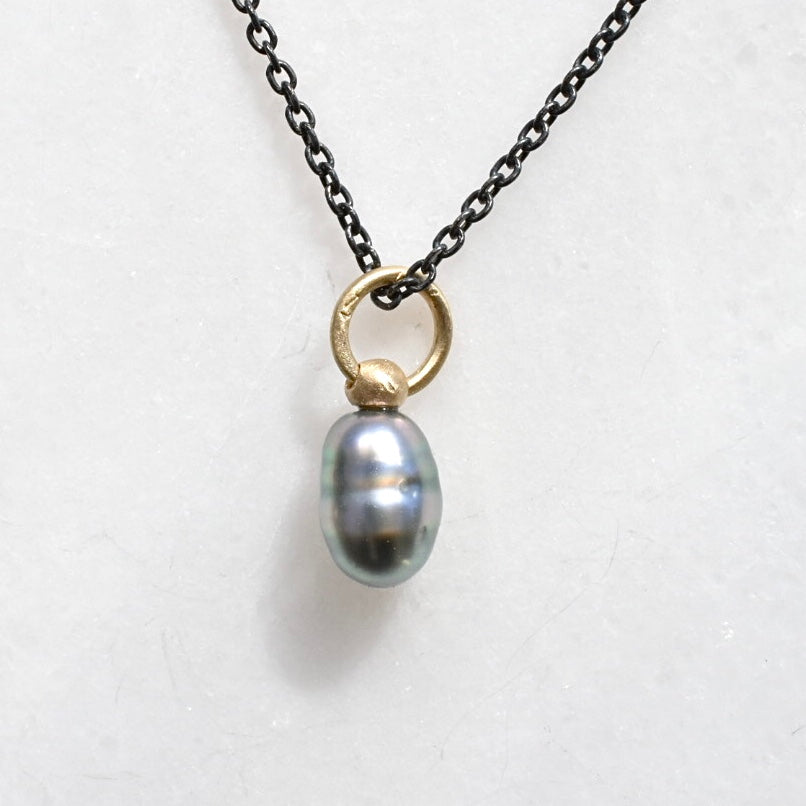 Tahitian Pearl Necklace #3