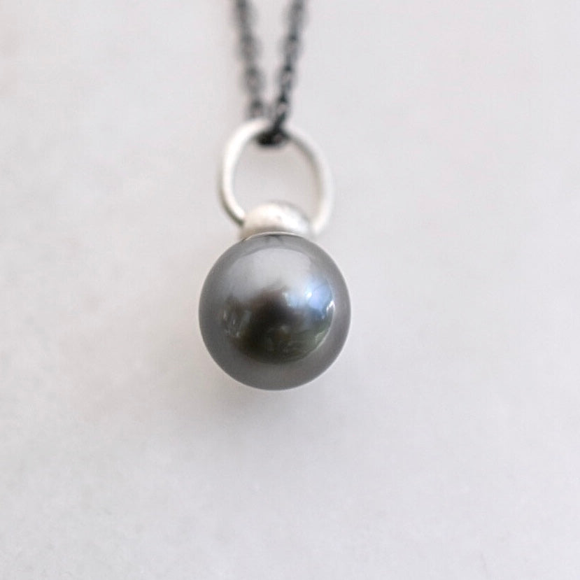 Tahitian Pearl Necklace #2