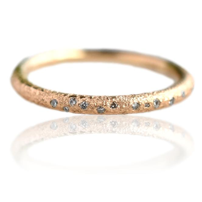 Sparkle Band / Rose Gold