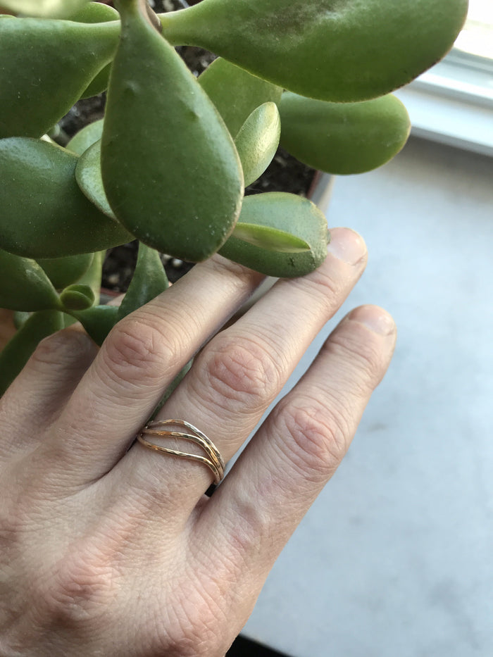 Stacking Sea Rings