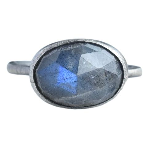 Labradorite Ring #4