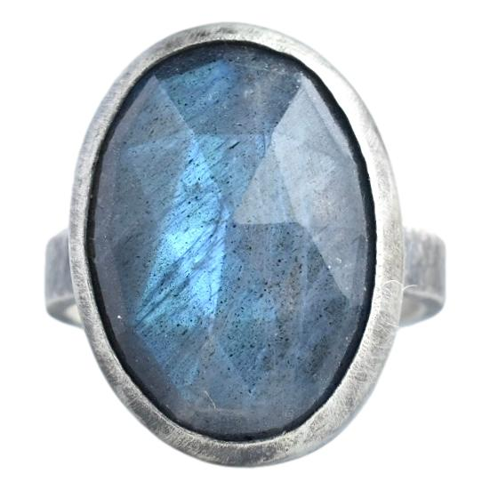 Labradorite Ring #3
