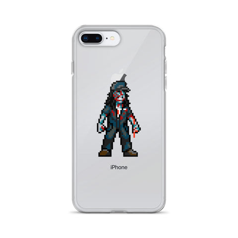 NoSS 8-Bit Conrelius iPhone Case