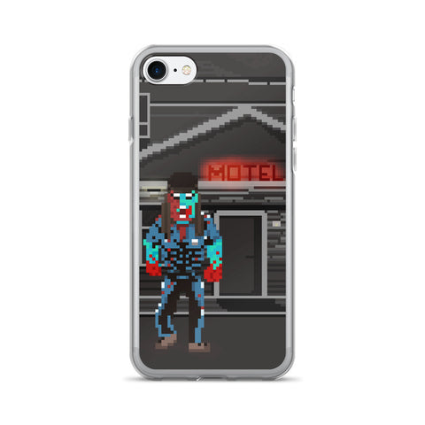 NoSS 8-Bit iPhone 7/7 Plus Case - nightofsomethingstrange.com