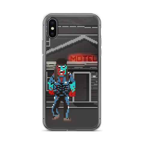 NoSS 8-Bit iPhone Case