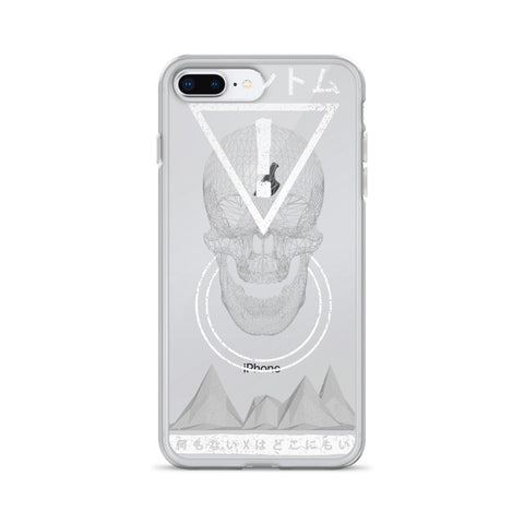 Johnny Z Symbol iPhone Case