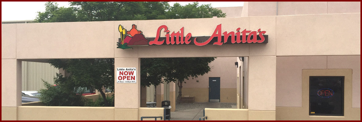 University Airport Sunport Little Anita's New Mexican Food Albuquerque University Location