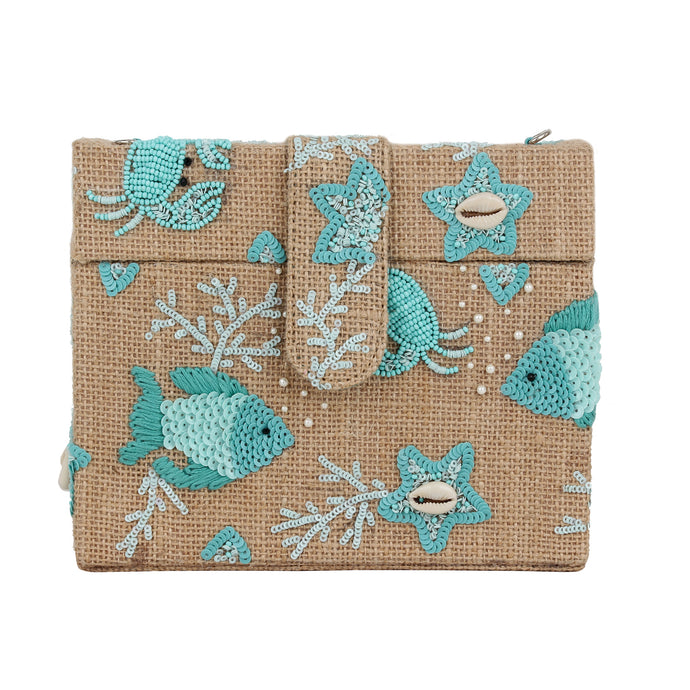UNDER THE SEA BOX CLUTCH