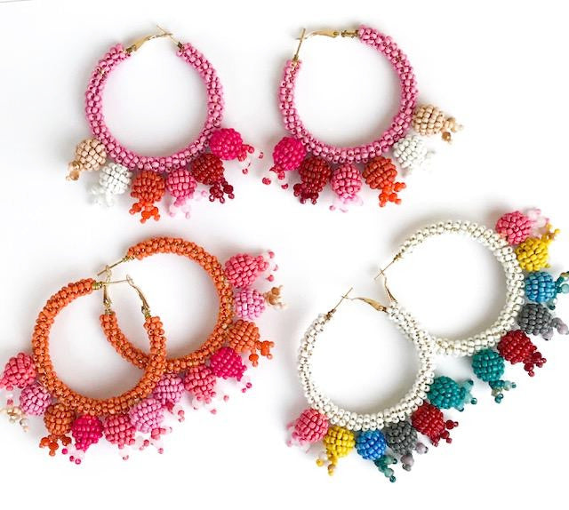 BAUBLE HOOPS