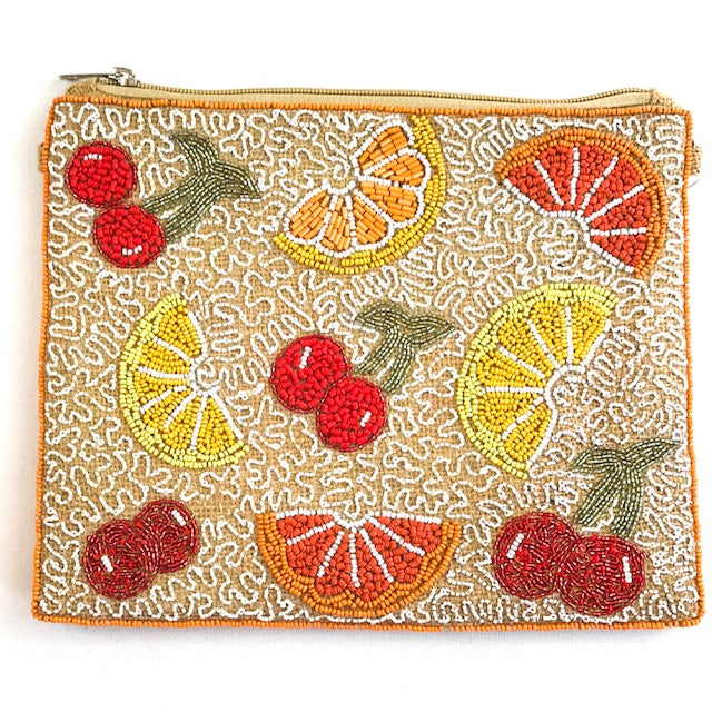 CHERRY + CITRUS CLUTCH