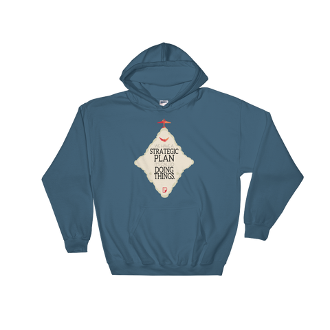 Strategic Plan Hoodie
