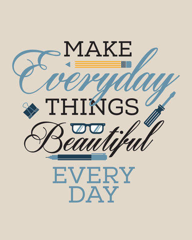 Downloadable Everyday Print