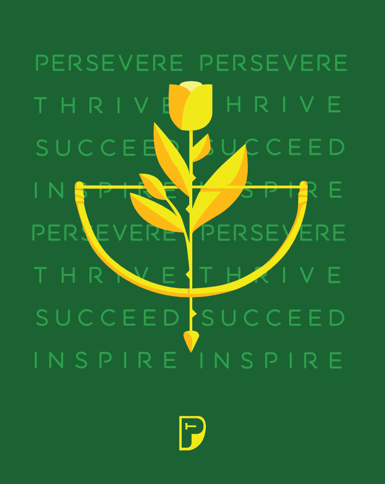 Downloadable Persevere Print