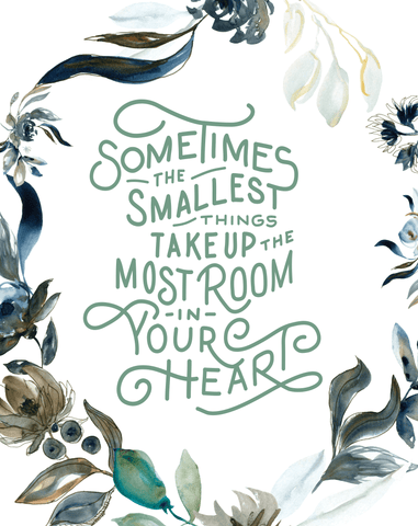 Downloadable Room in Your Heart Print