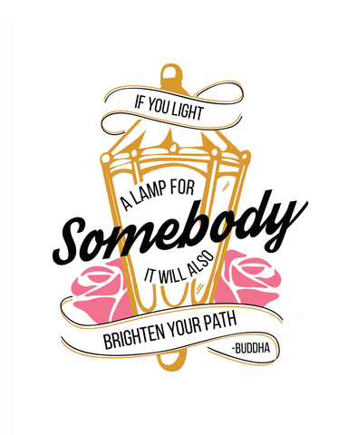 Downloadable Somebody Print