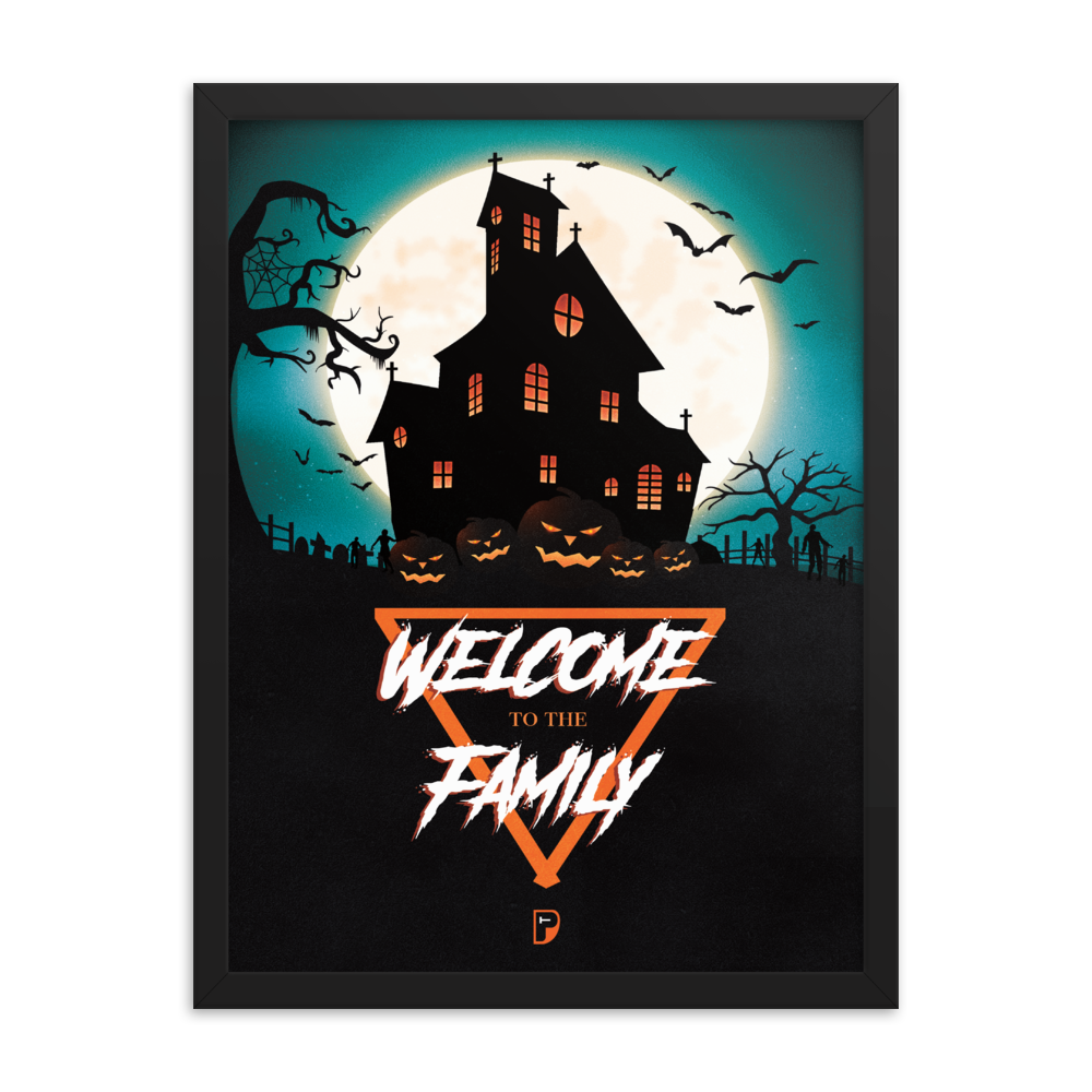 Welcome Print