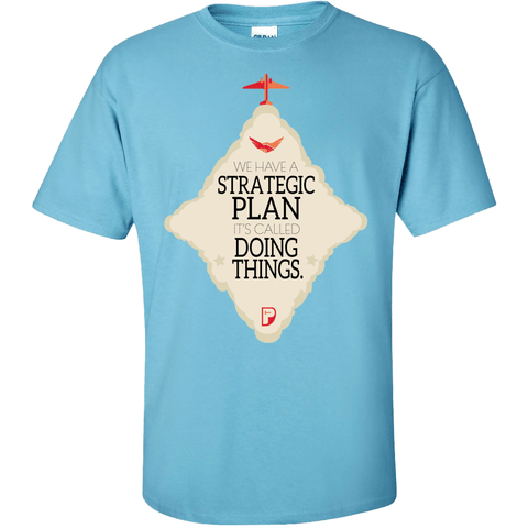 strategic plan tee