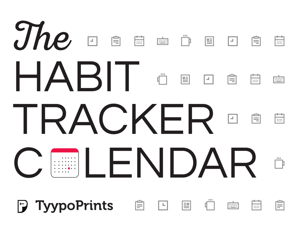 The Habit Tracker Calendar