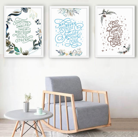 The Wonderful Print Bundle