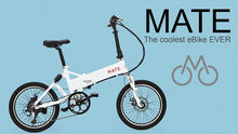 Mate E-Bike WHITE