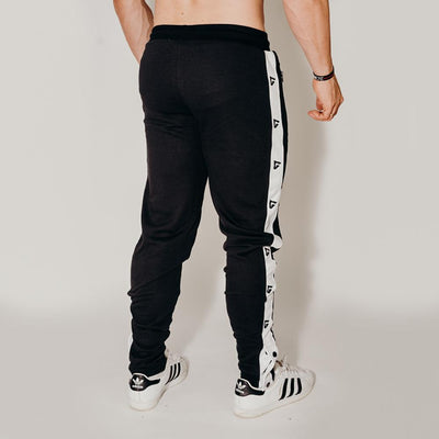 Fly Jogger Sweat pants - Black | Free Shipping