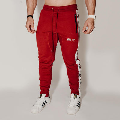 Fly Jogger Sweat pants - Red | Free Shipping