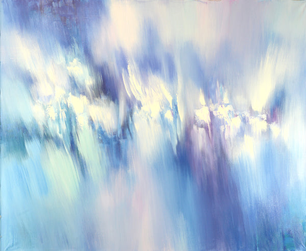 "ICE AND LIGHT  47""x59"""