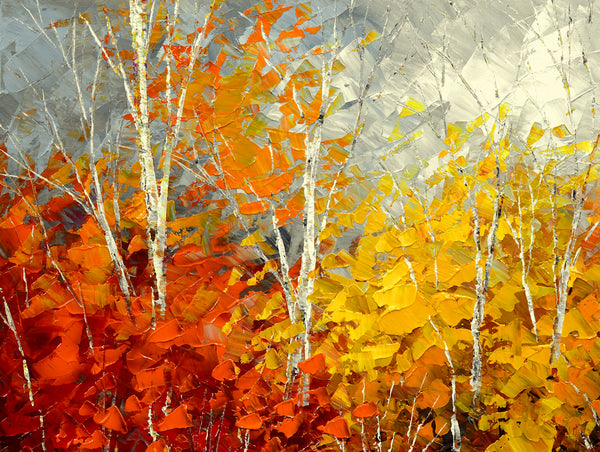 "Chestnut Trail     24""x30"""