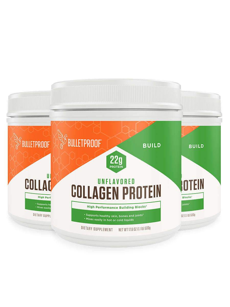 Collagen Protein 17.6 oz/500g
